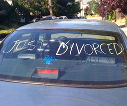 Divorce hurts health more at earlier ages | Psychology and Brain News | Scoop.it