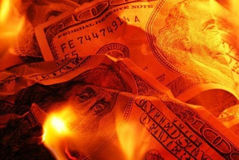How To Tell If You're Burning Money Too Fast  |  TechCrunch | Competitive Edge | Scoop.it