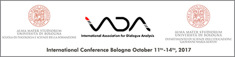 Bologna Oct 2017 — International Association for Dialogue Analysis (IADA) Conference | TELT | Scoop.it