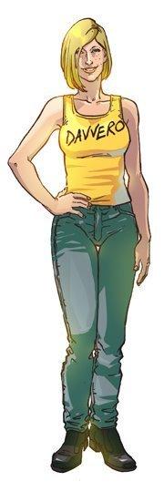 Davvero - Il fumetto online di Paola Barbato   DailyComics   Scoop.it