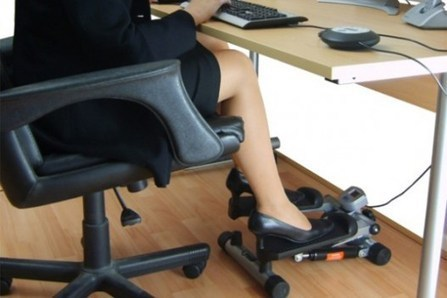 "The ""cure"" for Static Sitting in the Office is NOT through Pseudo-ergonomic devices 