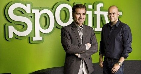 Spotify: The Future of the Music Industry (?) | Spotify & The Effect on the Music Industry | Scoop.it