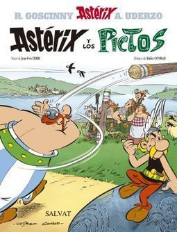 Astérix y sus nuevos creadores | Mundo Clásico | Scoop.it