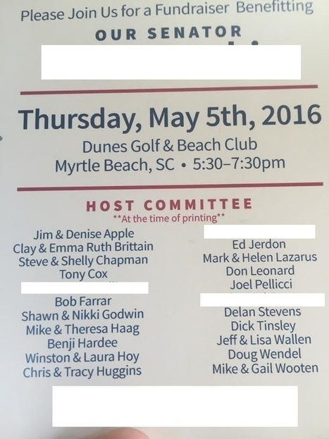 Residents Unite Against City - Myrtle Beach SC | Myrtle Beach | Scoop.it
