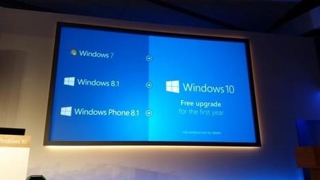 Podrás tener Windows 10 gratis, aunque hay un pero | Curiosidades y Ocio | Scoop.it