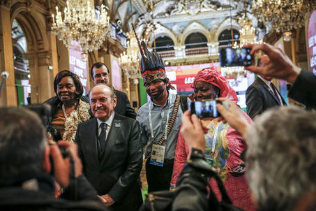 COP21 : 700 maires du monde réunis à Paris pour exercer « une pression positive » | UCLG IN PRESS | Scoop.it