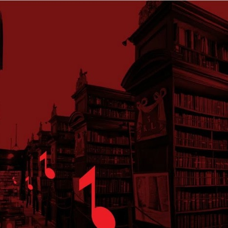 Hushed | Bram Stoker Festival-candlelit walk through Marsh's Library | Dublin | The Irish Literary Times | Scoop.it