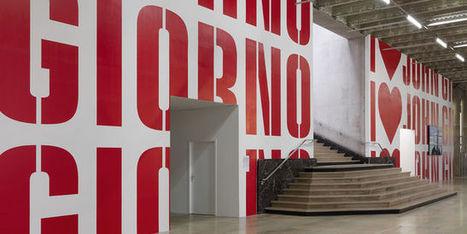 Expos littéraires: les lettres grimpent aux murs | Art contemporain, photo & multimédias | Scoop.it