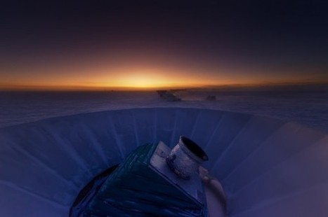 Ecos del Big Bang detectados en el Polo Sur revolucionan la física | GeeKeando | Scoop.it