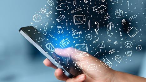 On a global basis, mobile internet usage surpassed the desktop in October | Mobile Marketing | News Updates | Scoop.it