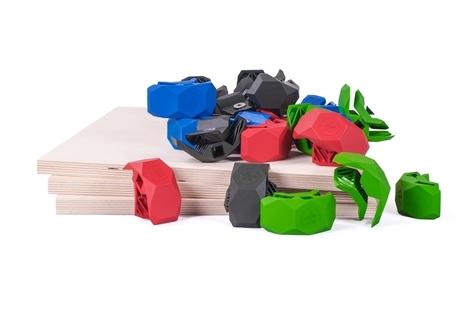 Tinker Toys For Adults? | L'Etablisienne, un atelier pour créer, fabriquer, rénover, personnaliser... | Scoop.it