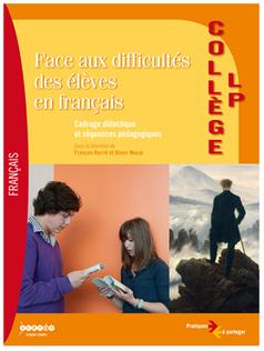Face aux difficultés des élèves en français, collège-LP | | rosa paloma | Scoop.it