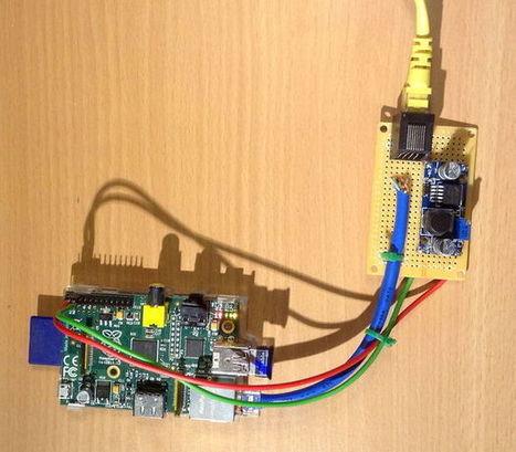 PiPoE - powering a Raspberry Pi over Ethernet | Arduino, Netduino, Rasperry Pi! | Scoop.it