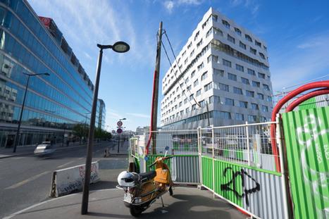 Be Open (Austerlitz) futur siège de la métropole du Grand Paris   Le Grand Paris sous toutes les coutures   Scoop.it