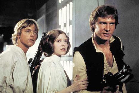 Des fans défient George Lucas et postent la première version de Star Wars sur le Web - Konbini | Actu Cinéma | Scoop.it
