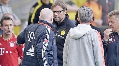 Dortmund vs Bayern: Cuộc chiến tâm lý bắt đầu   Việt - Đức 24h   Thể thao   Scoop.it