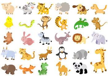 Vocabulaire : les animaux en français - Elémentaire - Vocabulaire Français | ressources pédago FLE | Scoop.it
