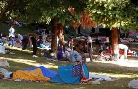 Un camp pour migrants refoulés de Suisse sera construit à Côme | Construction et gestion d'installations temporaires | Scoop.it