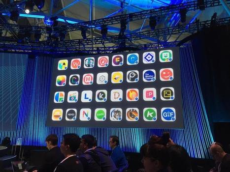 Facebook expands Messenger to work with other apps like ESPN, Weather Channel - CNET | screen seriality | Scoop.it