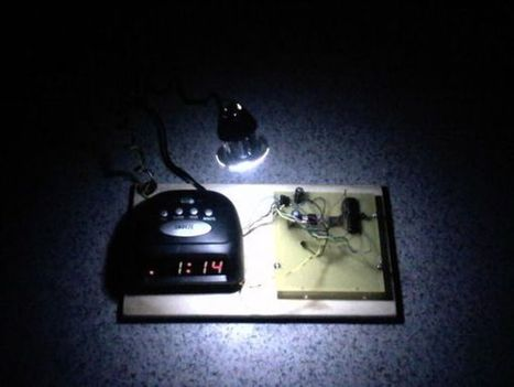 LED Sunrise Alarm Clock with Customizable Song Alarm using arduino - | Raspberry Pi | Scoop.it