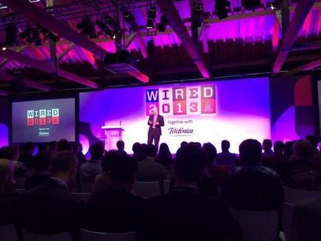 Day two of #Wired13 begins! ... | Raspberry Pi | Scoop.it