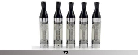 Quit Smoking Electronic Cigarette T2 Atomizer_Shenzhen Jufren Technology Co., Ltd   Jufren Technology   Scoop.it