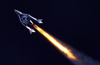 Spaceports: Virgin Galactic's SpaceShipTwo to Launch Christmas Day 2013 from Spaceport America | Planets, Stars, rockets and Space | Scoop.it