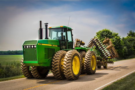 We Can't Let John Deere Destroy the Very Idea of Ownership | WIRED | Peer2Politics | Scoop.it