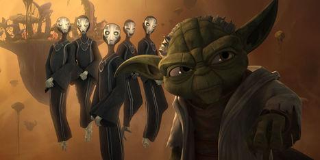 Star Wars: The Clone Wars makes a graceful exit - A.V. Club Denver/Boulder | Cartoons for Kids | Scoop.it