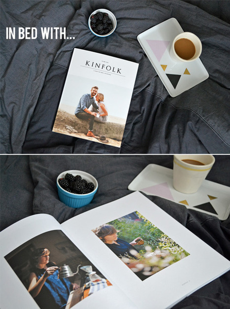 Happy Interior Blog: In Bed With Kinfolk | Interior Design & Decoration | Scoop.it