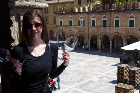 Anna visited Ascoli Piceno in Le Marche | Le Marche another Italy | Scoop.it