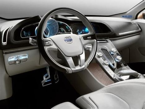Technologies embarquées : Volvo compte se démarquer par la ... | e-biz | Scoop.it
