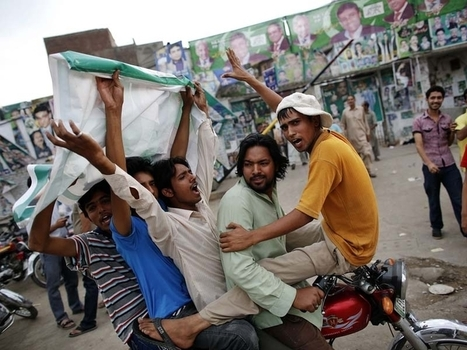 Pakistan's Sharif surges ahead in election count | Pakistan & The World | Scoop.it