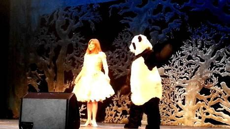 Deux pandas, un fantôme et quelques langues – revue de presse | Gestion des Risques Interculturels | Intervalles | Scoop.it