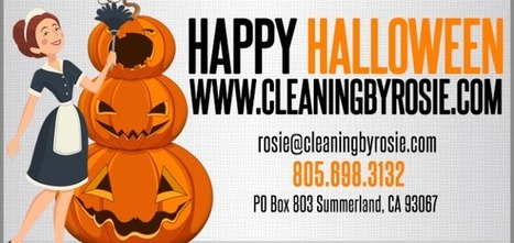 Don't Be Afraid of Cleaning Up Those Halloween Party Messes | Property Management | Scoop.it