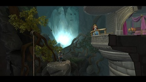 The Cave v1.1.3 Apk ~ free Android apps and games | free Android apps and games | Scoop.it