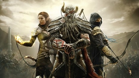ESO Classes, Builds and Skill Lines Revealed | Elder scrolls online game | Scoop.it