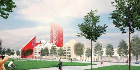 Bordeaux : les premiers projets de la ZAC Bastide-Niel se dévoilent | L'écho de la PE | Scoop.it