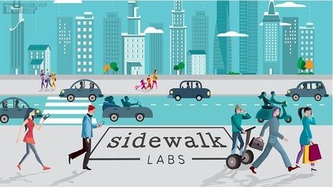 Google lanceert Sidewalk Labs voor stedelijke vernieuwing | Smart City (Gent) | Scoop.it