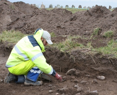 SUEDE : ANCIENT TOMB FOUND NEAR SWEDEN'S 'STONEHENGE' | World Neolithic | Scoop.it