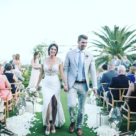 Michael Phelps Wedding Photos | Mixed American Life | Scoop.it