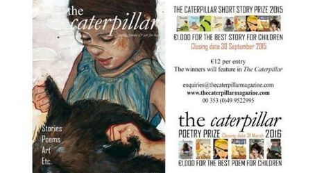 Hungry to publish your writing for children? Try the Caterpillar   The Irish Literary Times   Scoop.it