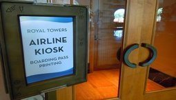 How kiosks are transforming the airport travel experience | Self-Service and Kiosks by Worldlink | Scoop.it