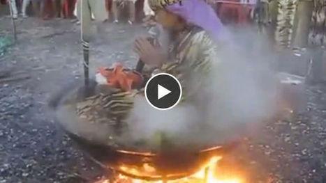 Ce Thaïlandais se cuit tout seul dans une marmite ! | Bali, Java,  (Indonésie),  Malaisie | Scoop.it