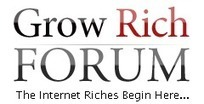 How To Make Money with Grow Rich Forum   Earn Money Online   Scoop.it