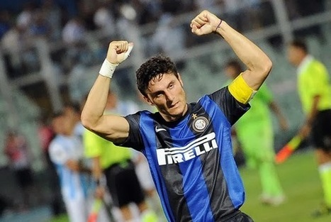 How Javier Zanetti turned down Real Madrid | Soccer | Scoop.it