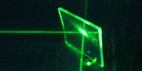 A quantum beamsplitter that relies on dust | #Research  | 21st Century Innovative Technologies and Developments as also discoveries, curiosity ( insolite)... | Scoop.it