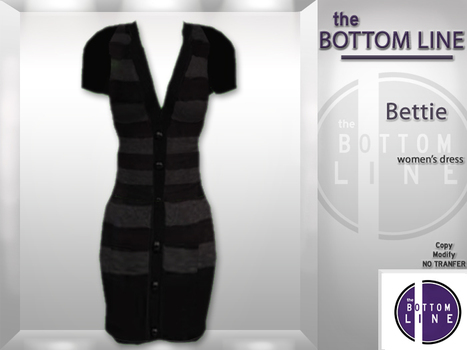 Long Sweater Dress Bettie by The Bottom Line (10L Promo) | Teleport Hub | Second Life Freebies | Scoop.it