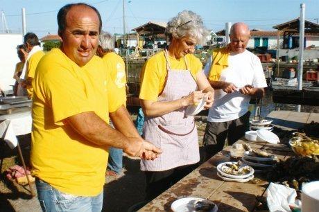 La Fête de l'huître andernosienne est quadragénaire | Bassin d'Arcachon | Scoop.it