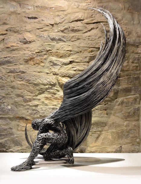 Richard Stainthorp Sculpture | dans l'art du temps | Scoop.it